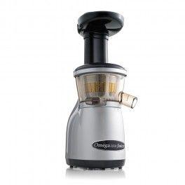 L'extracteur de jus Omega VRT 350W Juicer, est un appareil tournant à basse vitesse, permettant de faire vos jus frais à partir de fruits, de légumes et de légumes verts à feuilles.