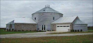 grain bin house yahoo image search results