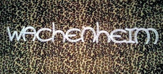 10 letter horseshoe sign Personalized Sign Iron by ShabbyWorks, $99.99