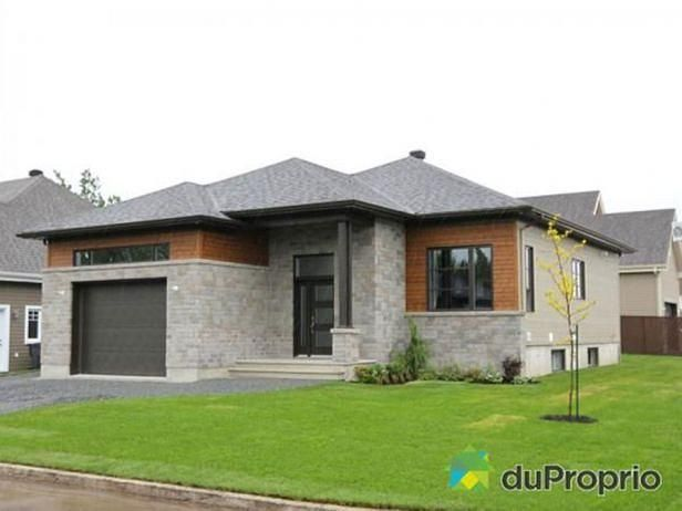 Plan de maison unifamiliale Darma No W3282 Maison contemporaines