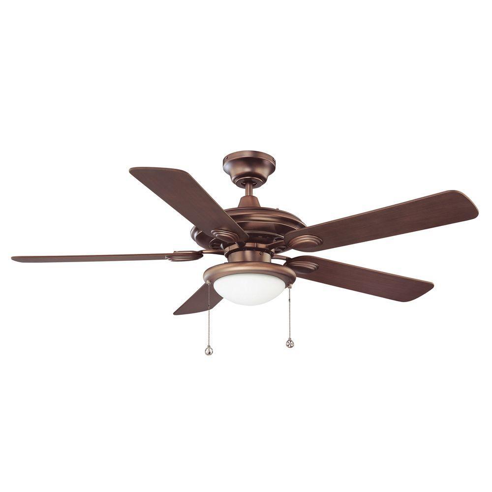 Hampton Bay Southwind 52 in.Venetian Bronze Ceiling Fan Tools ...