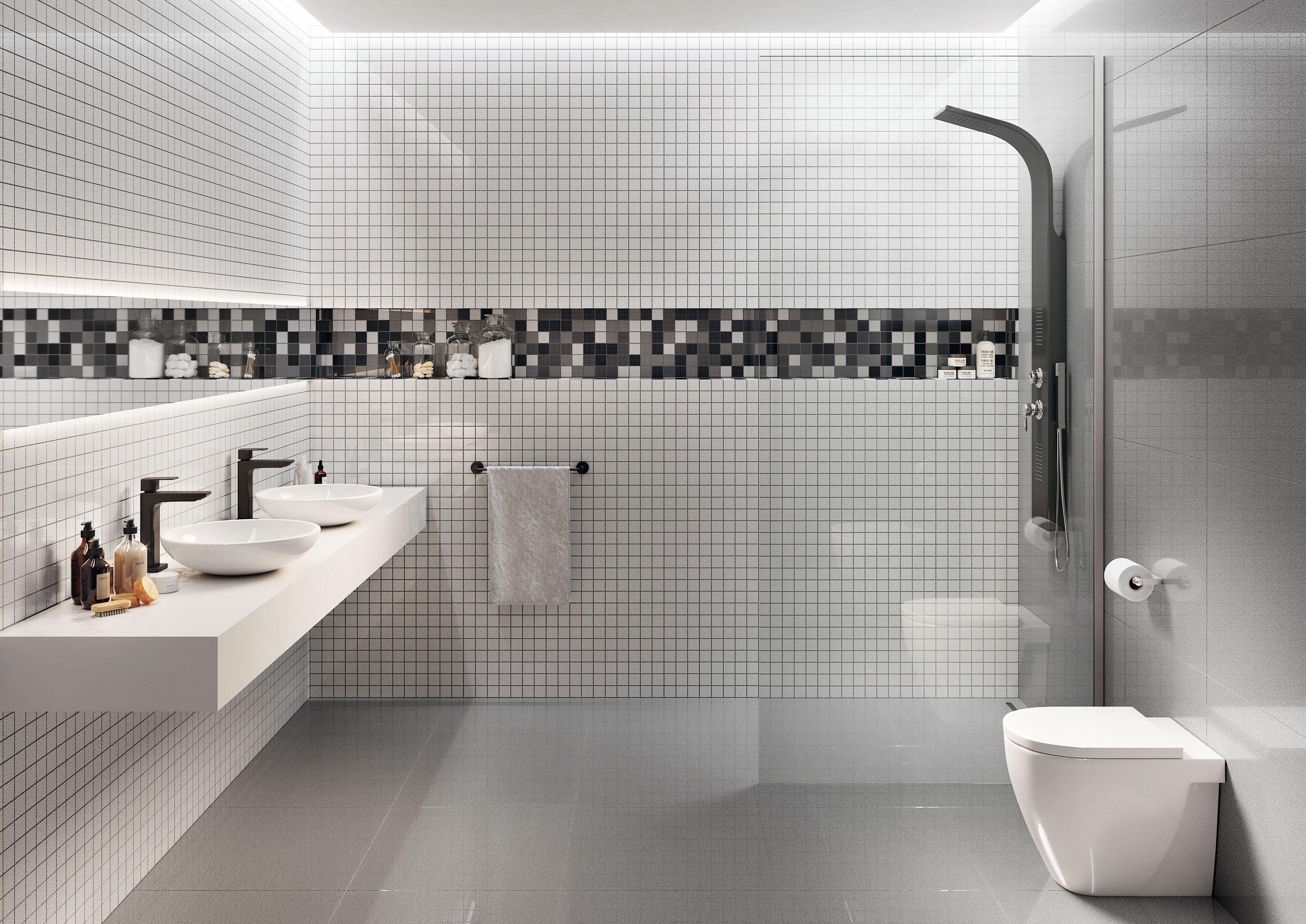 Dein Badezimmer Neu Gestalten   Sichere Dir Jetzt Schöne Badezimmer Ideen.  #Badezimmerfliese #
