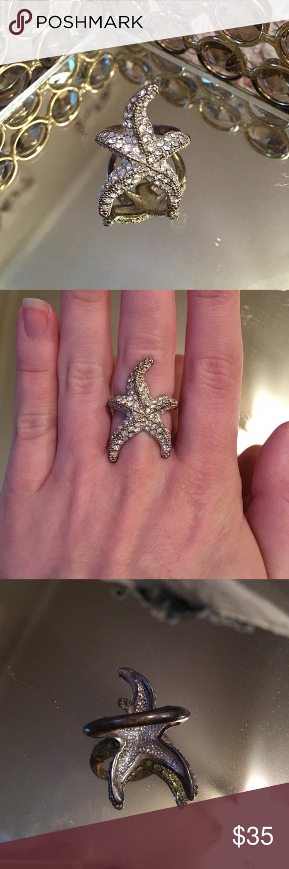 Starfish accessory ring   Starfish, Minimal and Boutique