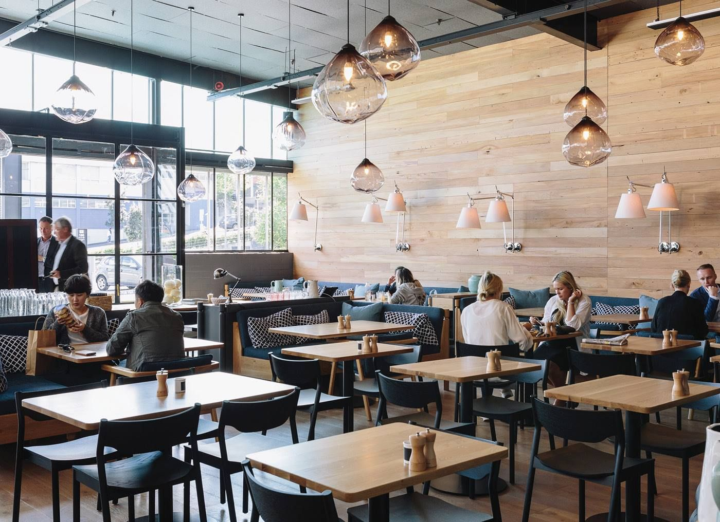 Pin By Jacqueline Wu On Decoration Cafe Bar Design Cafe Bar Interior Eatery