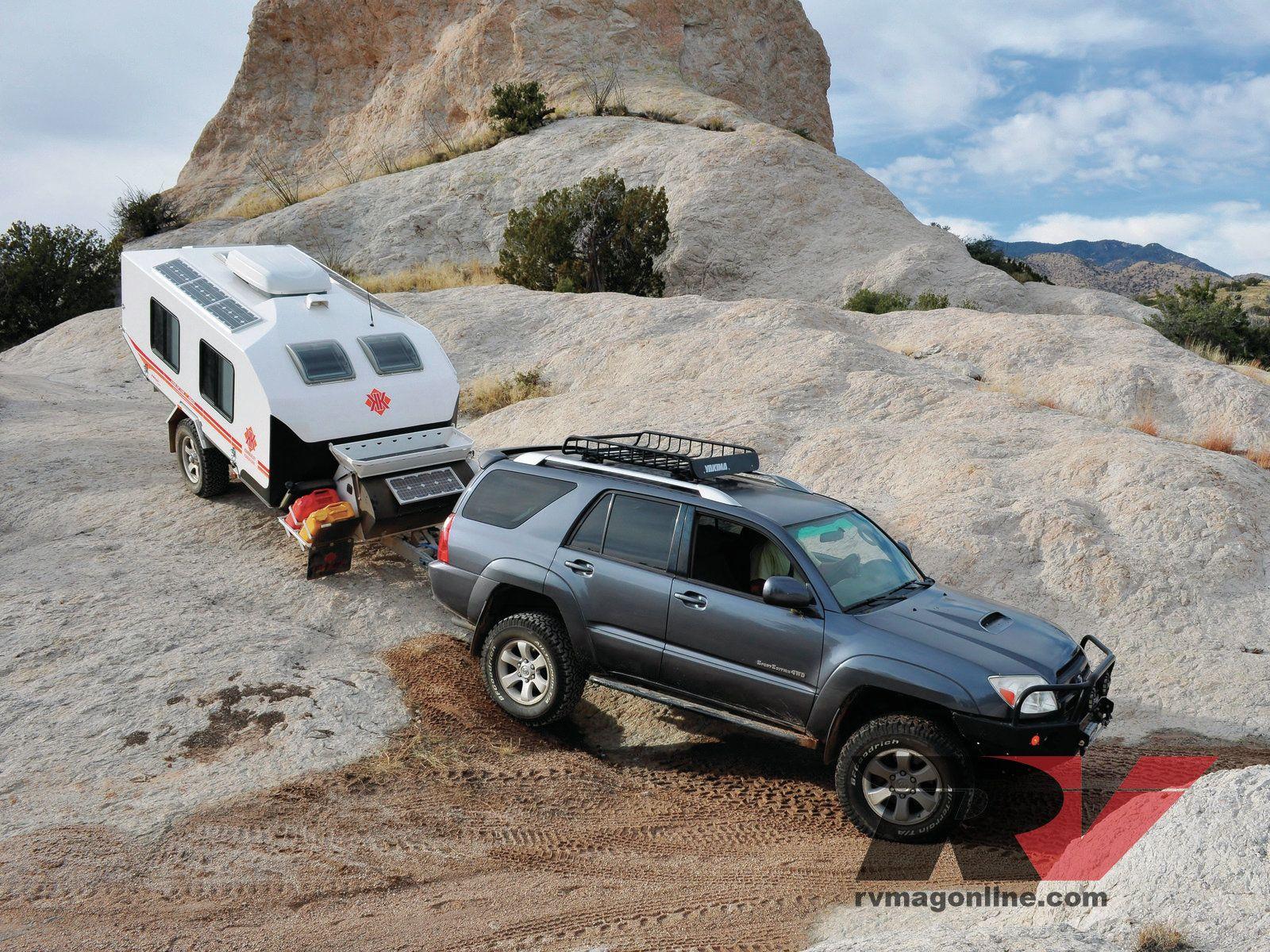 Kimberley Karavan The Top Of The Line In Small Towable Caravans