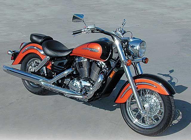 Honda's prettiest Motorcycle Cruiser! Design