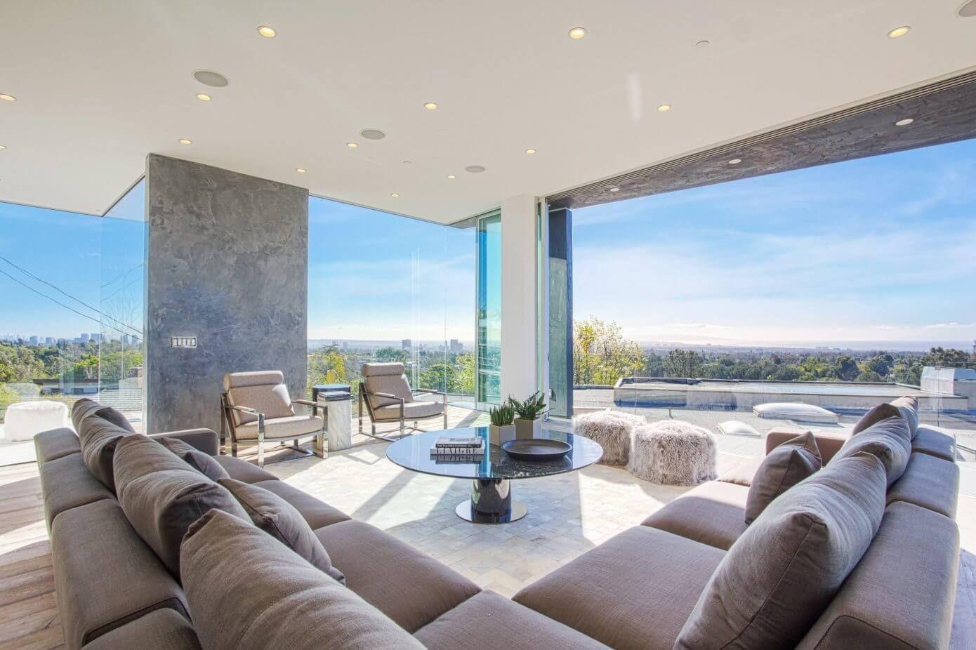 Brentwood Modern By Michelle Ruben Interiors Casa Design