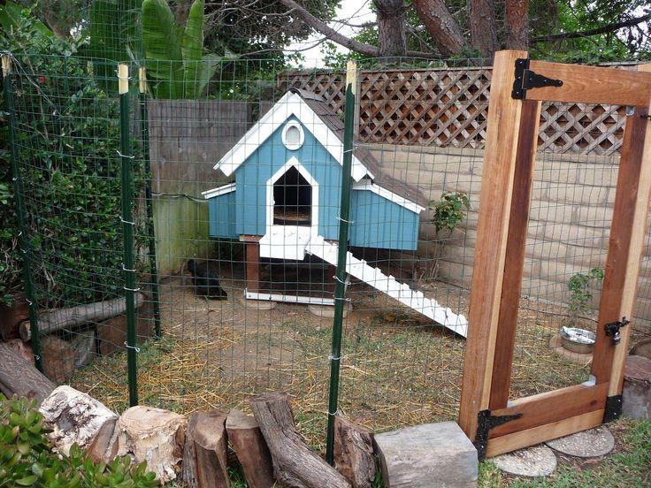 Chicken Coop Pläne & Ideen, die Sie selbst bauen können