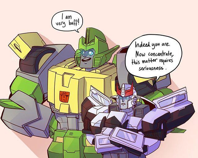 Part 1 #Transformers #TransformersIDW #TransformersLSOTW #Autobot #Autobots #Autobotclique #Prowl #Springer #Lol #MyFriends #FootballFriend