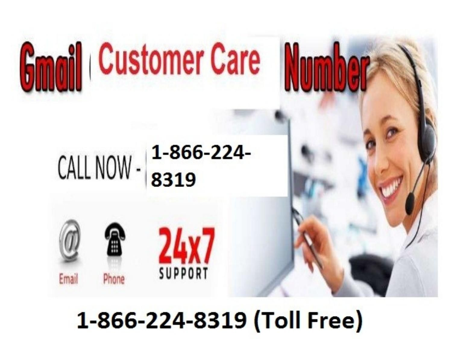 Call on Gmail Customer Care 18662248319 TollFree