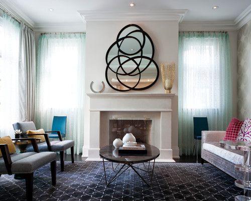 City Home   Contemporary   Living Room   Toronto   By Jennifer Worts Design
