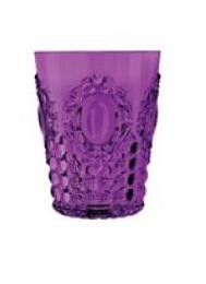 Baci Milano Set of 6 Drinking Baroque Acrylic Glasses // I want these