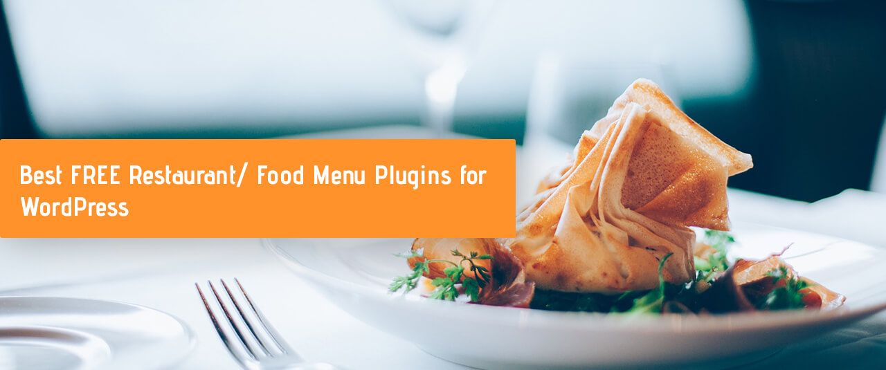 5 Excellent FREE Restaurant Menu Plugins for WordPress which help you create delicious (wonderful) food and restaurant websites. Download any one of the the plugins free NOW!