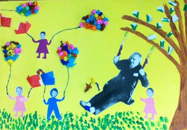Atatürk Salıncak Sanat Etkinlikleri çalışmaları Faaliyetleri Yapımı