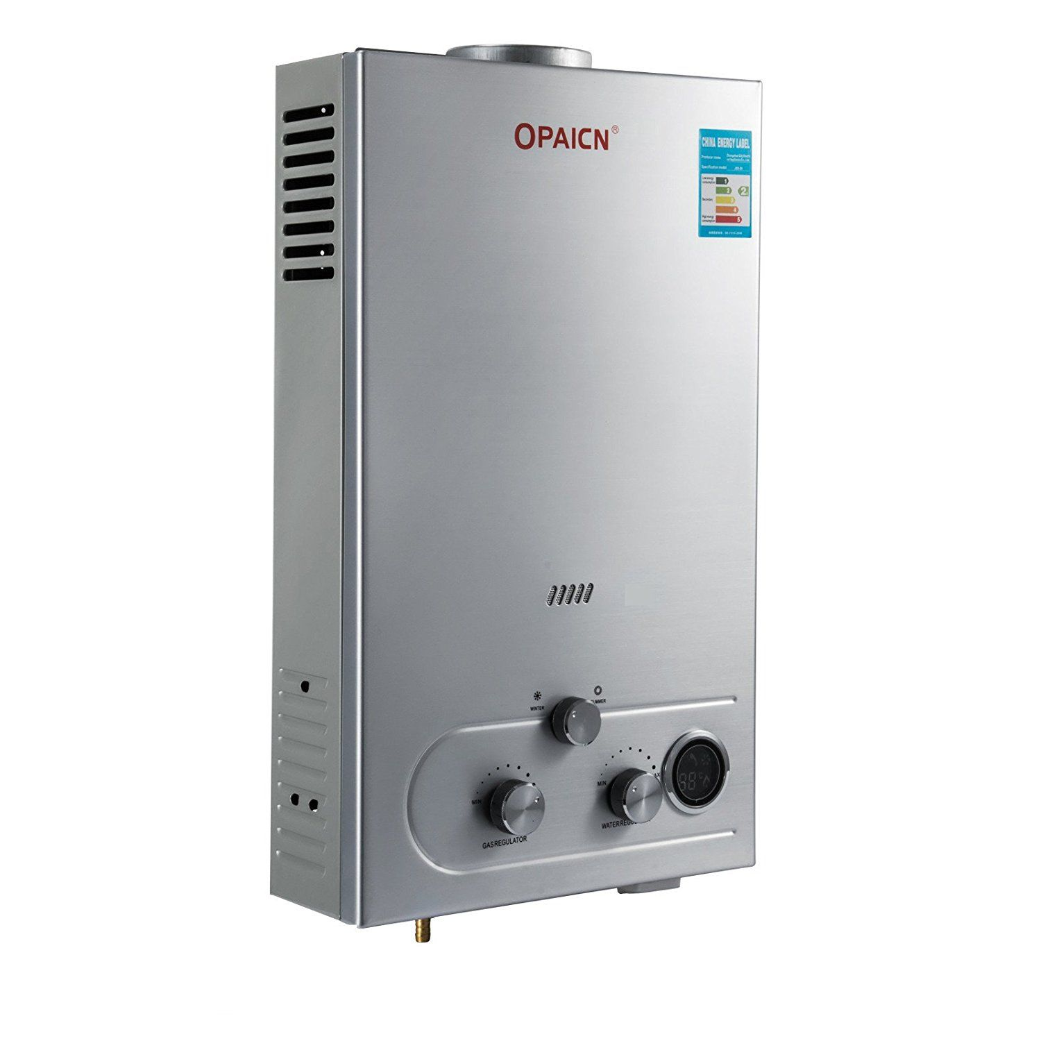 5 Best Gas Tankless Water Heater Plus 2 To Avoid 2020 Buyers Guide Tankless Water Heater Gas Natural Gas Water Heater Gas Water Heater