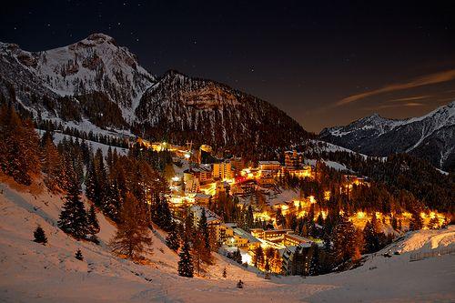Ski Lodge in Colorado,