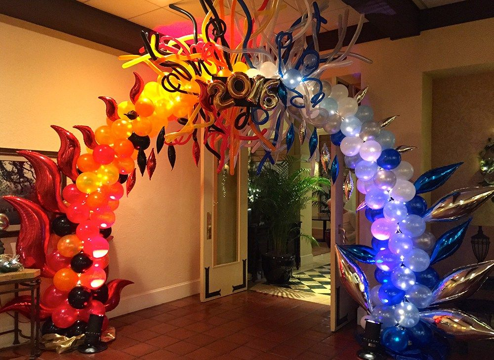 Related Image Prom Themes Cheer Banquet Balloons