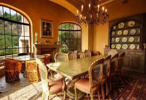 Fabulous Hacienda Style Homes Ideas Decoration Tips Paint Color Awesome Dining Room Spanish Exterior