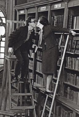 Image result for images woody allen library
