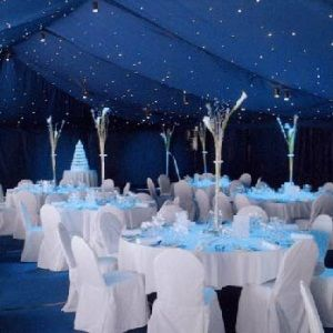 Interesting Ideas For A Blue Theme Wedding - Blue Theme Wedding Invitations & Decorations Ideas | Bash Corner