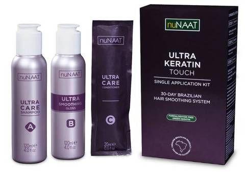 Nunaat Ultra Keratin Touch Kit Walgreens Keratin Smooth Hair
