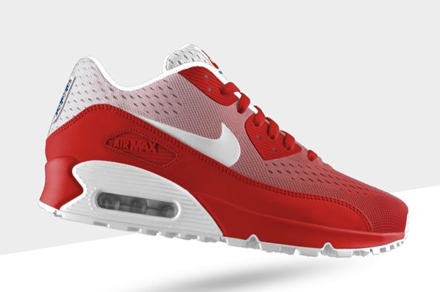 new arrival df64b 3eb85 NIKE ID – AIR MAX 90 EM NATIONAL PACK   Sneaker Freaker   Nike
