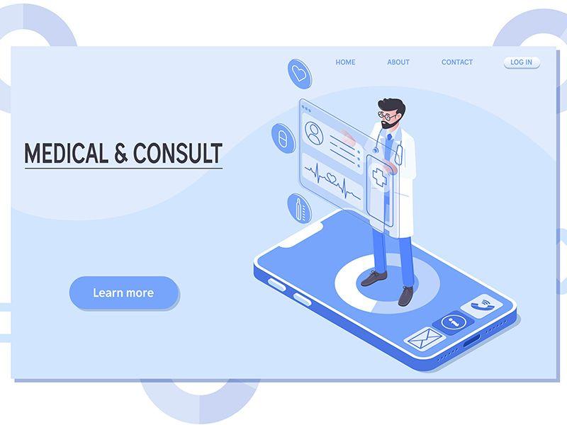 Medical Consultation Medical Technology Medical Marketing Healthcare Technology