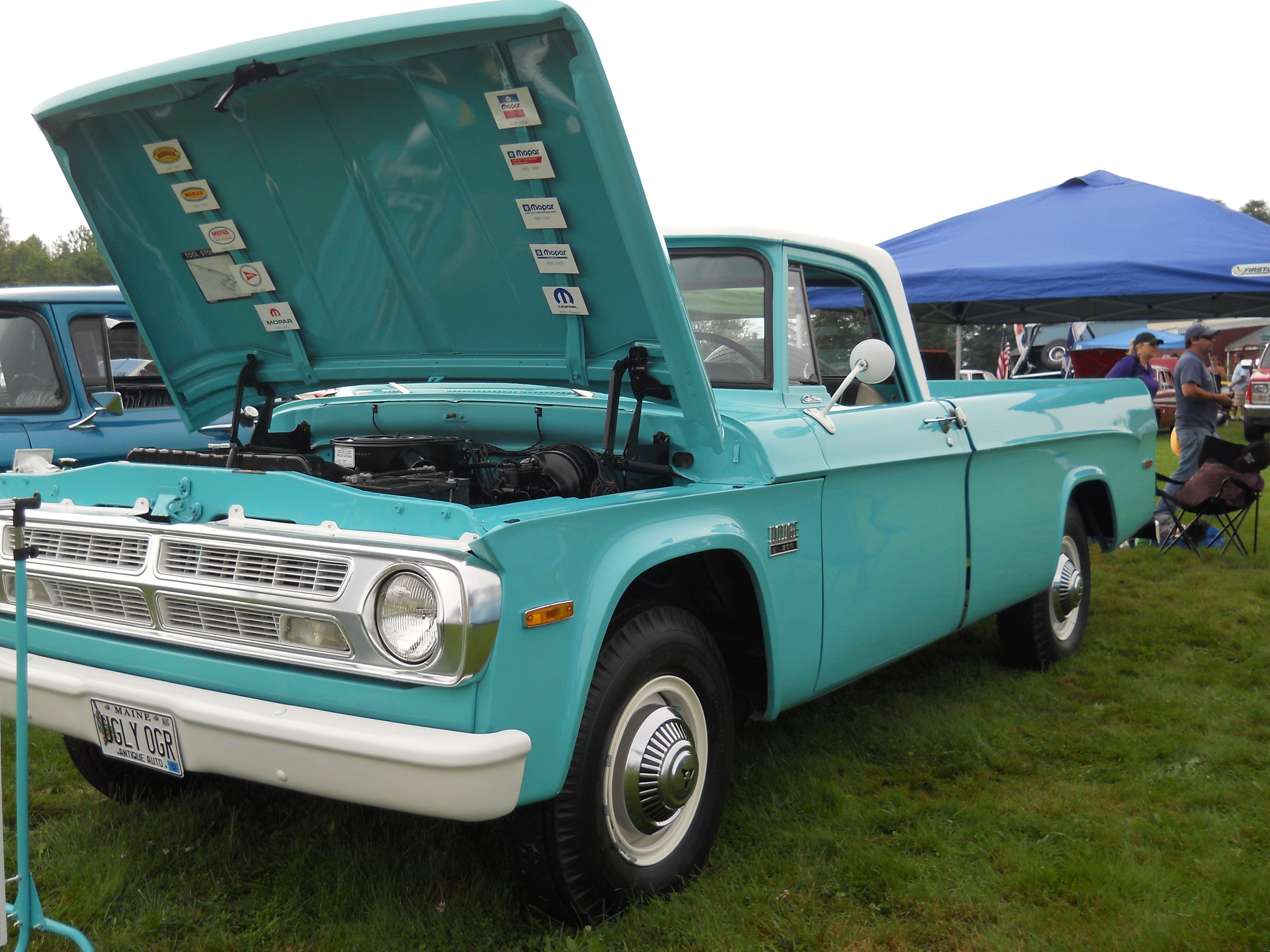 Are used 1970 pickup trucks considered vintage or antique?