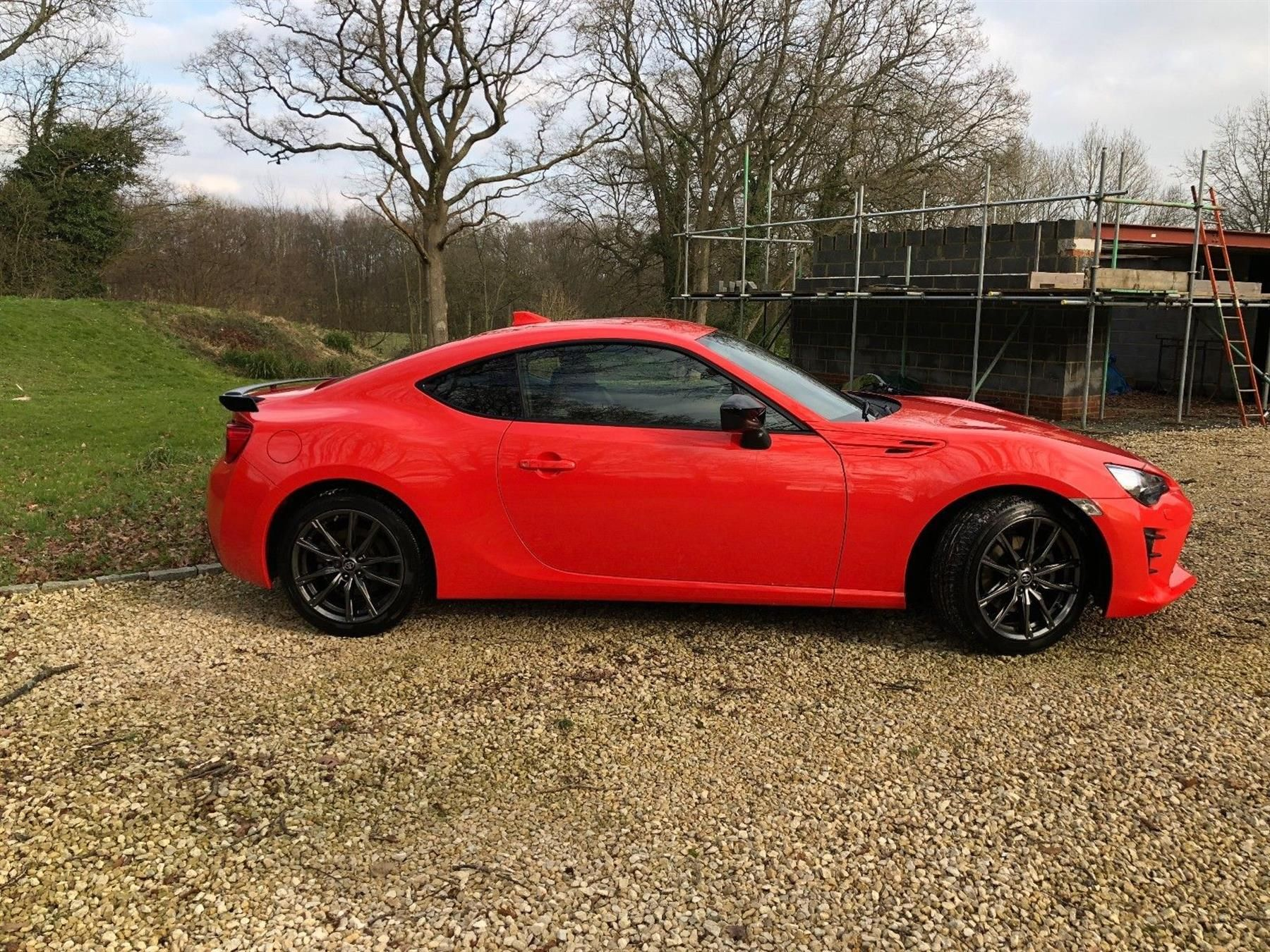 Used 2017 Toyota Gt 86 D 4s Orange Edition For Sale In Surrey Pistonheads Toyota Toyota Gt86 Toyota 86