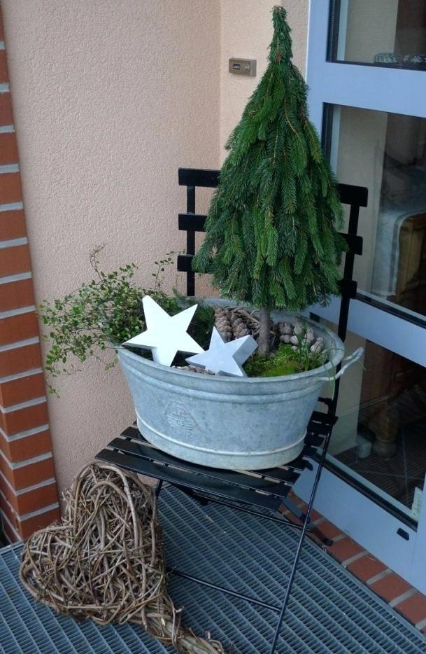 Résultat de recherche d'images pour weihnachtsdeko hauseingang #dekoeingangsbereichaussen
