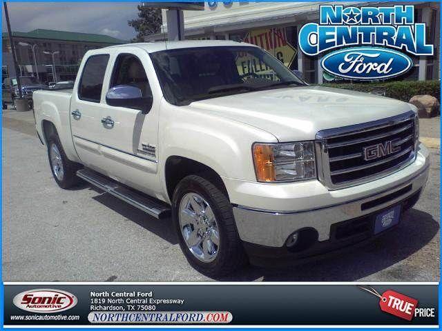 Pre Owned 2012 Gmc Sierra 1500 Sle Forsale Richardson Tx
