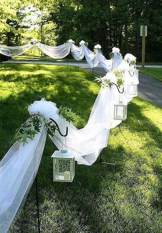 Tips For Looking Your Best On Your Wedding Day Outdoor Wedding