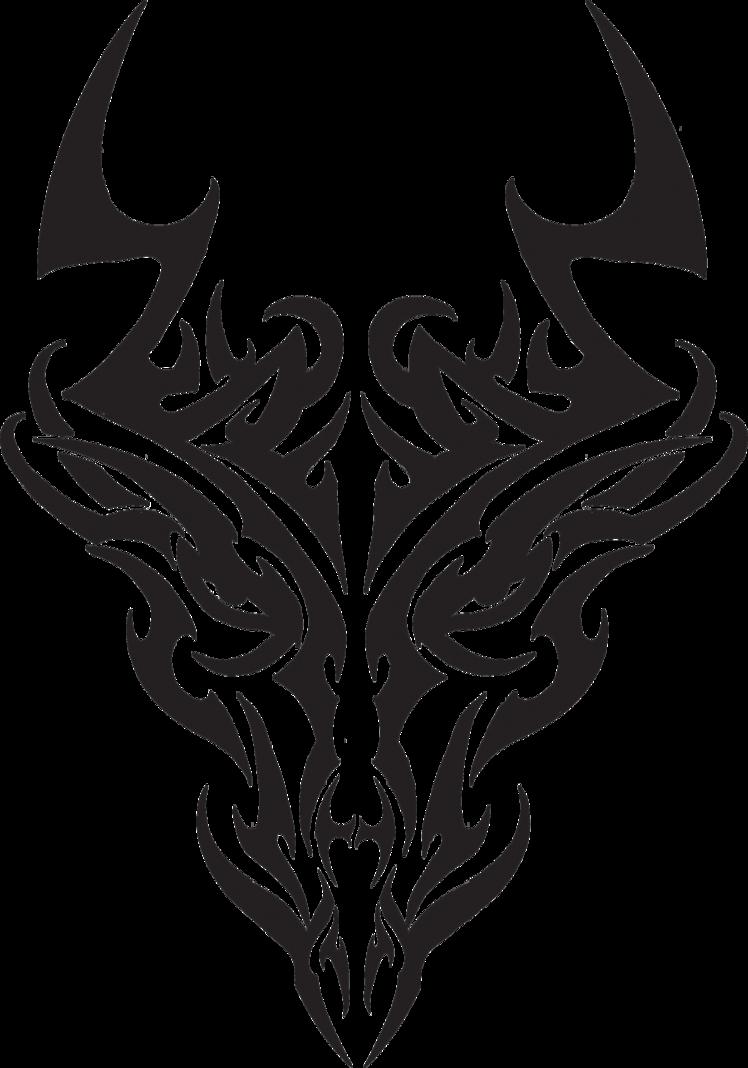 Cabezas De Dragones Para Tatuar tribal dragon headliren on deviantart | tatuaje cabeza