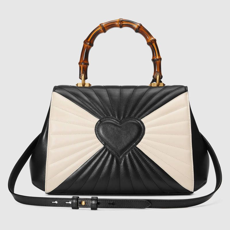 9b68bd1937a Gucci Queen Margaret quilted leather top handle bag Detail 3 ...