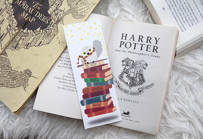 Marque Page Harry Potter A Imprimer Marque Page Harry Potter
