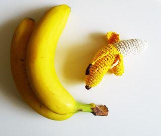 Süße Häkelideen Banane Häkeln Häkeln Pinterest