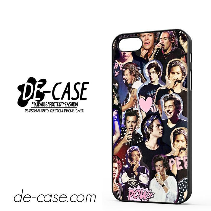 Harry Styles Collage One Direction DEAL-5168 Apple Phonecase Cover For Iphone 5 / Iphone 5S