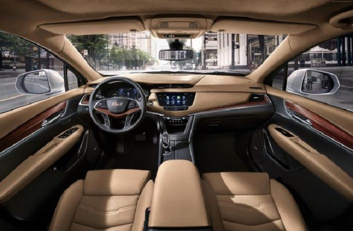 Cadillac Xt5 2018 Design Look Price Estimate Cadillac And Motor
