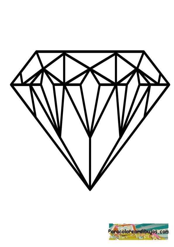 Resultado De Imagen Para Diamantes Para Imprimir Negritas Para