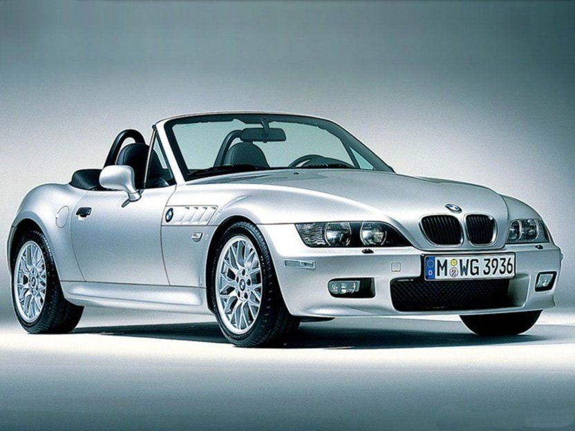 The Bmw Z3 Was The First Modern Mass Market Roadster Produced By