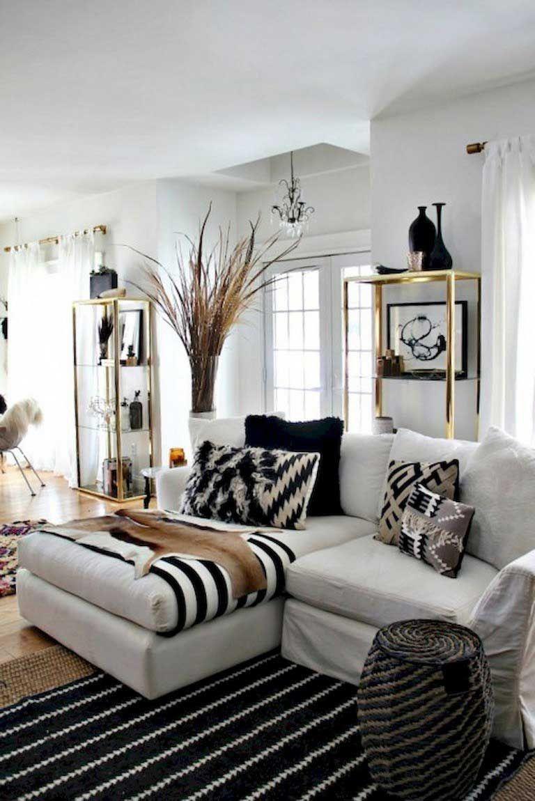 62 Shocking Black White Living Room Decor Trends 26 Best Home Design Ideas White Living Room Decor Black And White Living Room Decor Black Living Room