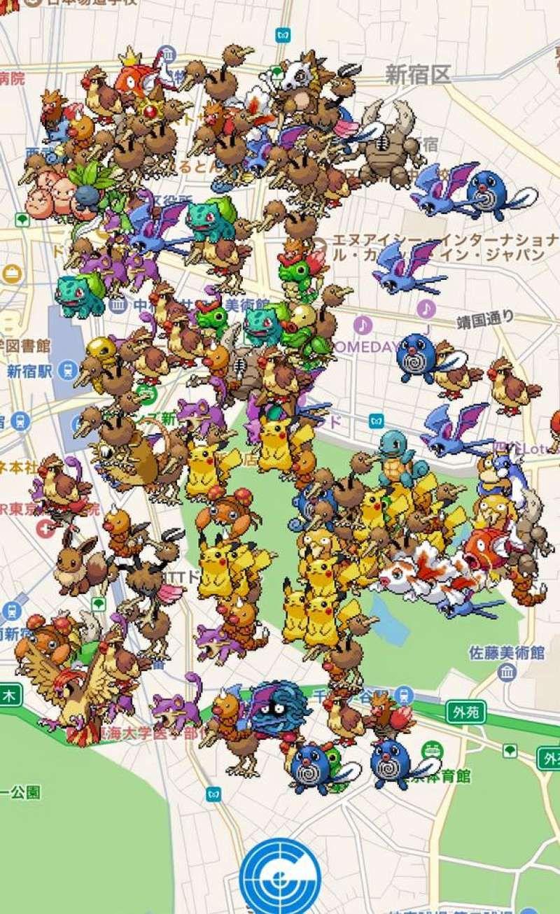 pokemon go best pokemon 2020 10 Best Places for Pokémon Go in Tokyo   Tokyo   Tokyo, Tokyo