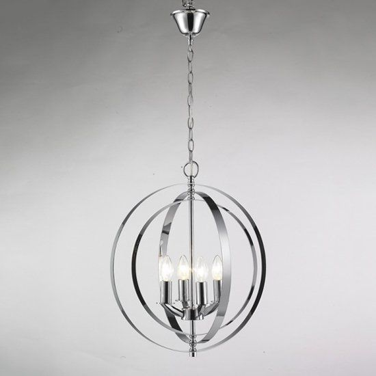 Pendant Lights At Lowes $216 Bethel Lighting Ab50 4 Light Ab Series Large Pendant Light