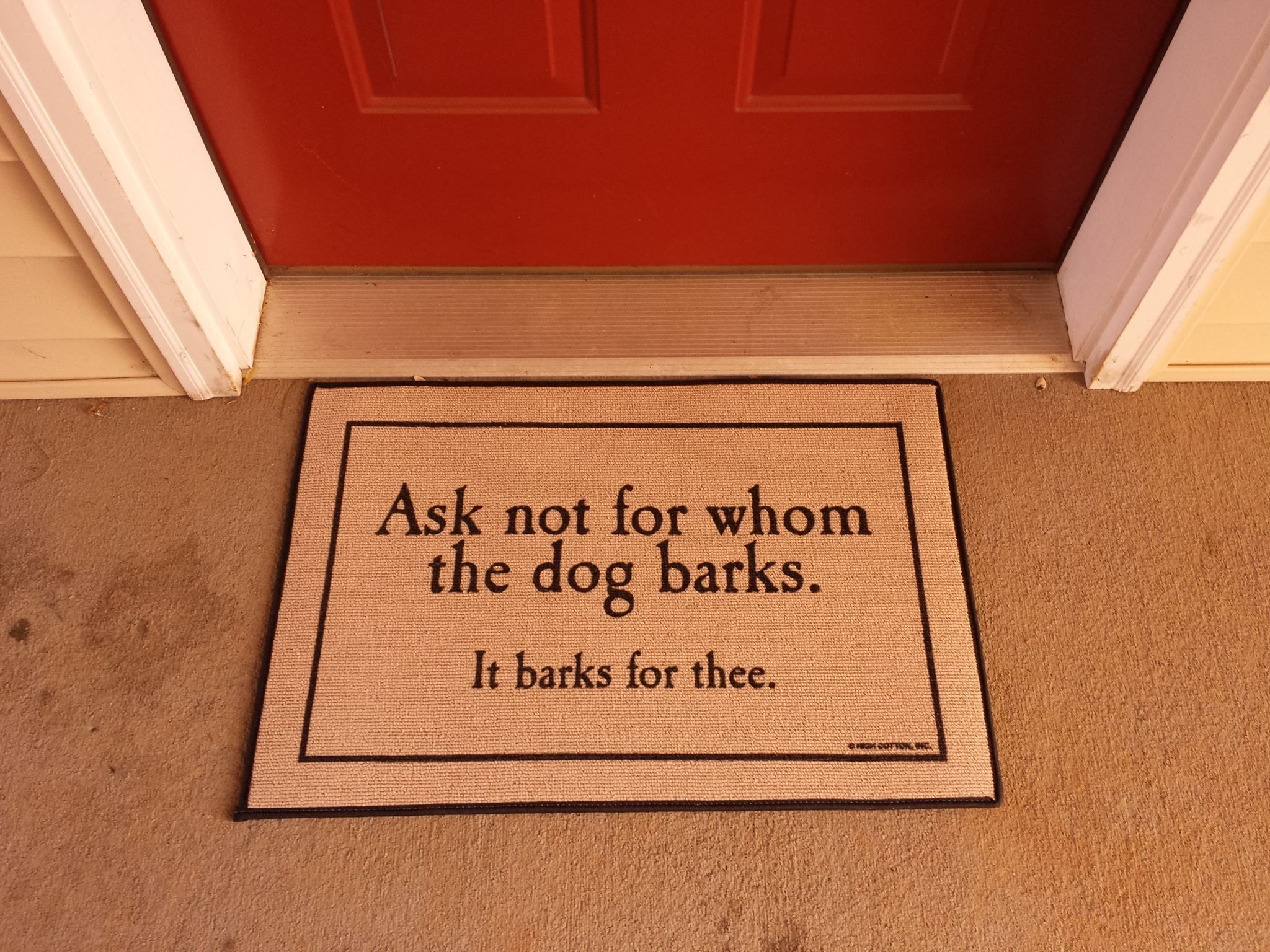 for porch funny of amazon welcome door doormats outdoor decor blog the mats mat on best hilarious crafty stalker front