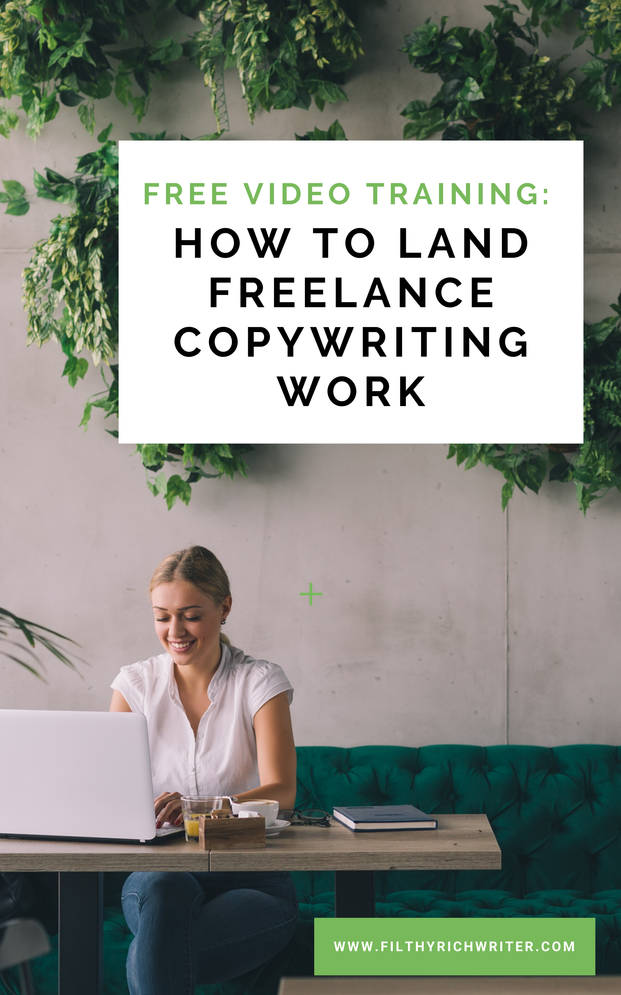 How to Land Freelance Copywriting Work