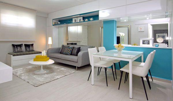 Faiz Rahman Makeover Rumah Flat Menjadi Super Cantik Di Singapore