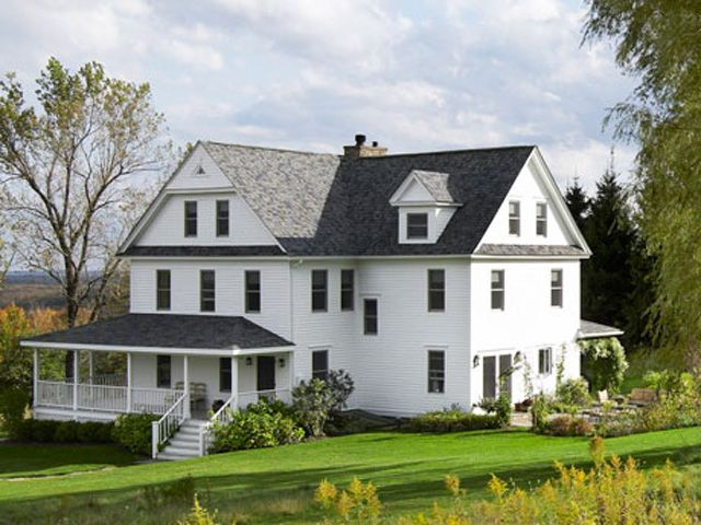 Image result for farmhouse upstate new york