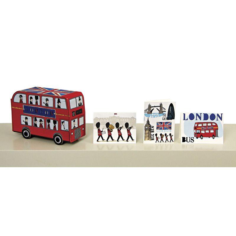 London Bus Boxed Set