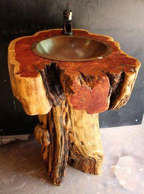 Rustic Vanities – rustic vanity – bathroom vanity