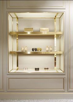 Retail Built In Display Cabinets Google Search